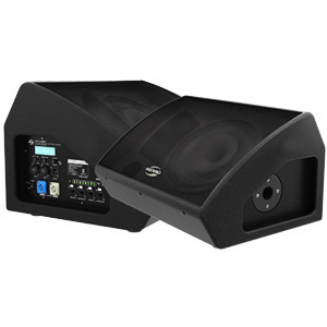 "[CM-122PN]<br>12"" 2-Way <br>Active Network Coaxial Monitor Speaker"