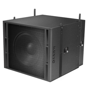 "[LW-181PN]<BR>18"" Single Active<br>Network Sub-Woofer Speaker"
