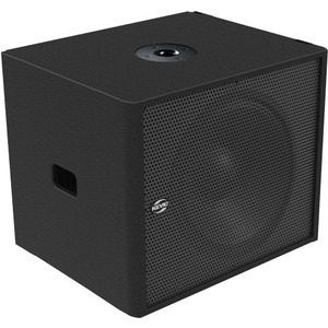 "[MS-151SPN]<BR>15"" Single Active <BR>Network Sub-Woofer Speaker"
